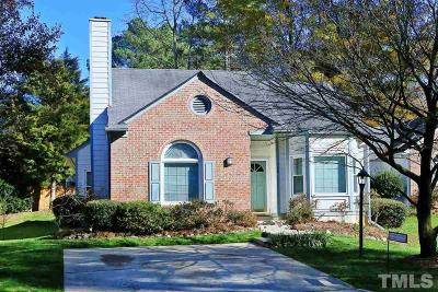 Cary Single Family Home Pending: 120 Sterlingdaire Drive