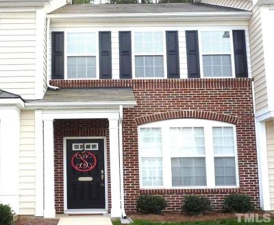 Townhouse For Sale: 4532 Sugarbend Way