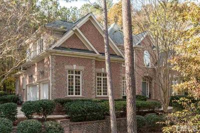 Raleigh Single Family Home For Sale: 1000 Quiet Ridge Circle