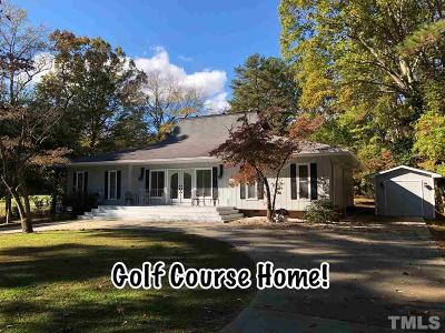 Sanford NC Single Family Home For Sale: $179,000