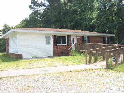 Johnston County Commercial For Sale: 11461 Nc 210 Highway
