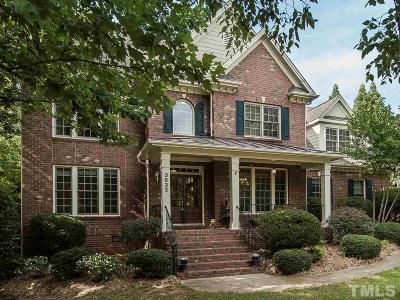 Apex Single Family Home Contingent: 3632 Jamison Park Drive