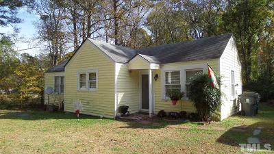 Durham County Single Family Home For Sale: 2624 Ferrell Road