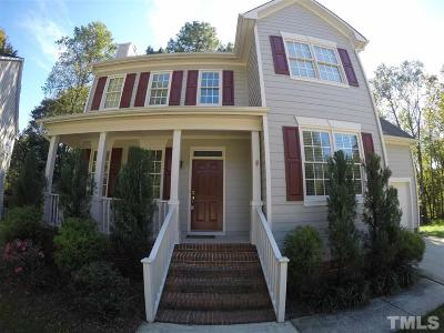 Raleigh Single Family Home For Sale: 12400 Village Pines Lane