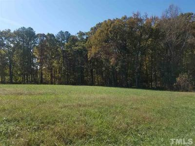 Apex Residential Lots & Land For Sale: 130 E Goodwin Road