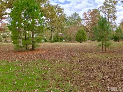 Orange County Residential Lots & Land Contingent: 903 Hillsborough Road