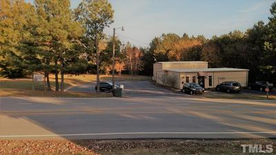 Garner Commercial For Sale: 411 Coldwater Drive