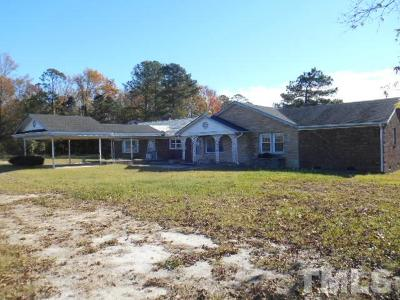 Johnston County Single Family Home For Sale: 4385 Woods Crossroads Road