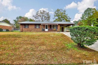 Durham Single Family Home For Sale: 3505 Four Seasons Drive