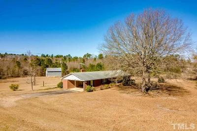 Harnett County Single Family Home For Sale: 1238 Docs Road