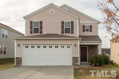 Knightdale Single Family Home Contingent: 1302 Agile Drive