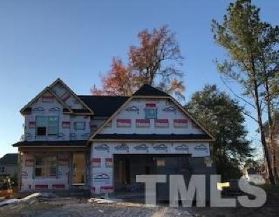 Single Family Home For Sale: 580 Coalyard Drive