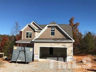 Wake County Single Family Home For Sale: 557 Coalyard Drive