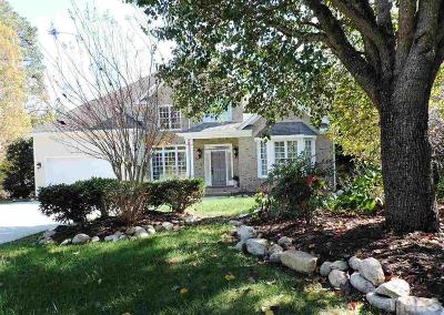 Chapel Hill Single Family Home For Sale: 81005 Alexander