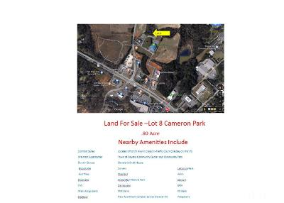 Johnston County Commercial Lots & Land For Sale: 1340 Mechanical Drive