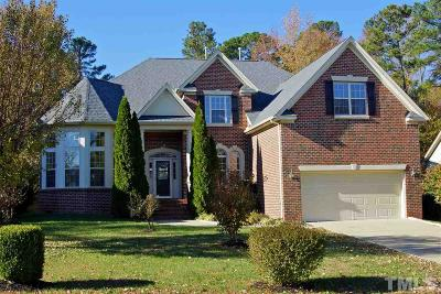 Wake Forest Single Family Home For Sale: 9009 Dansforeshire Way