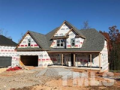 Wake County Single Family Home For Sale: 549 Coalyard Drive