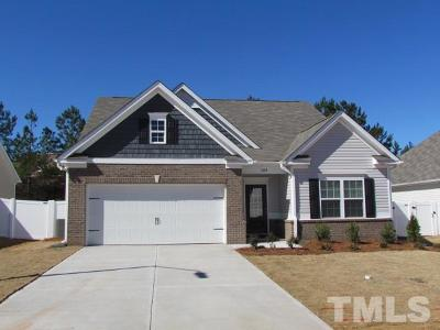 Sanford NC Single Family Home For Sale: $202,750