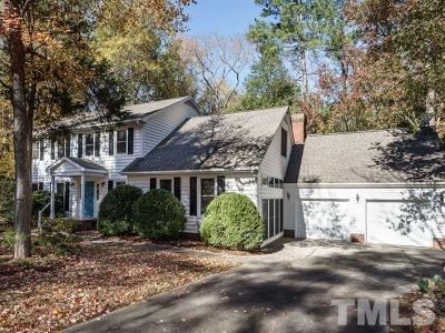 Chapel Hill Single Family Home For Sale: 114 Butternut Drive