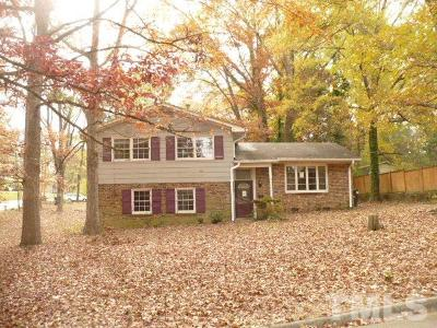 Durham County Single Family Home For Sale: 101 Emerald Circle