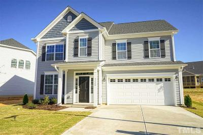 Fuquay Varina Single Family Home For Sale: 5225 Copain Cove