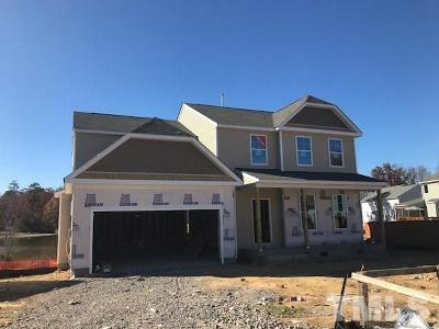 Rolesville Single Family Home Pending: 963 Middle Ground Avenue
