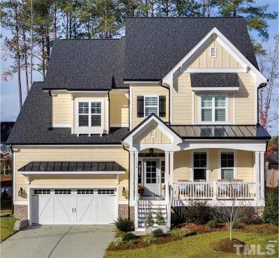 Durham Single Family Home For Sale: 8030 Rosemont Parkway