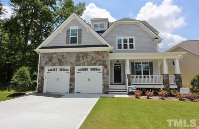 Wake County Single Family Home For Sale: 404 Cedar Pond Court