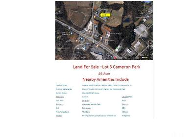 Johnston County Commercial Lots & Land For Sale: 1311 Mechanical Drive