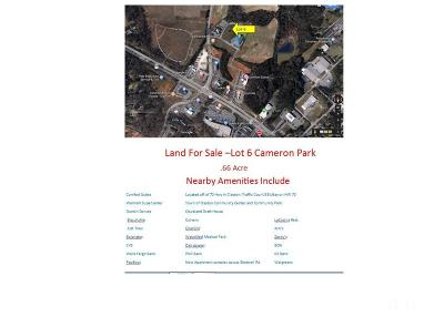 Johnston County Commercial Lots & Land For Sale: 1331 Mechanical Drive