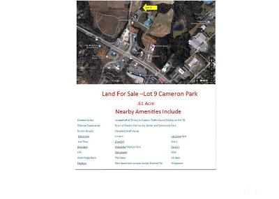 Johnston County Commercial Lots & Land For Sale: 1330 Mechanical Drive