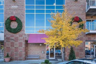 Chapel Hill Condo For Sale: 3309 Environ Way #3309