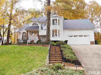 Wake County Single Family Home For Sale: 2805 Hawtree Drive