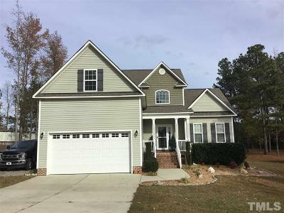 Clayton Single Family Home For Sale: 48 Silver Creek Drive