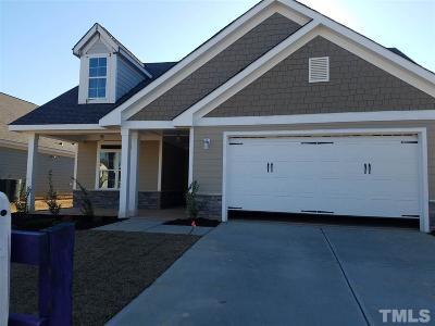 Johnston County Single Family Home For Sale: 137 Balsam Lane