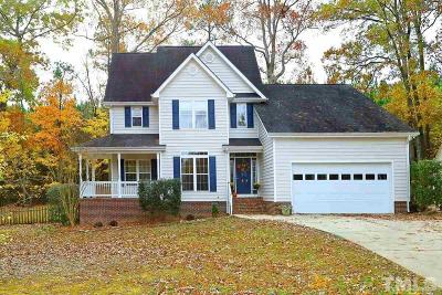 Sanford Single Family Home For Sale: 2000 Winthrop Place