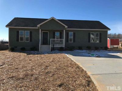 Harnett County Single Family Home For Sale: 21 Avalone Court