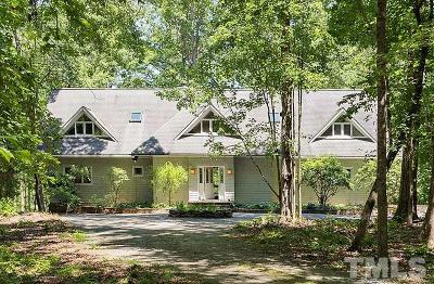 Chapel Hill Single Family Home For Sale: 6410 Gold Mine Loop