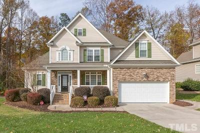 Wake County Single Family Home For Sale: 334 Staples Drive