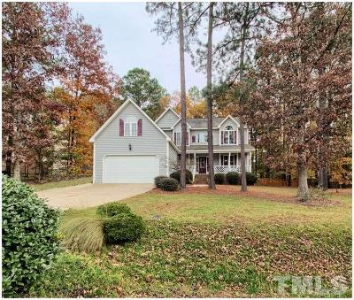 Johnston County Single Family Home For Sale: 270 Manchester Trail