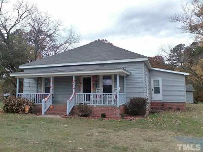 Sanford Single Family Home For Sale: 3223 Deep River Road