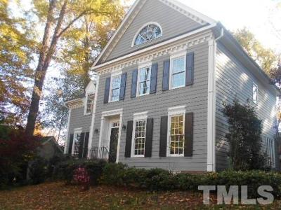 Raleigh Single Family Home For Sale: 3066 Granville Drive