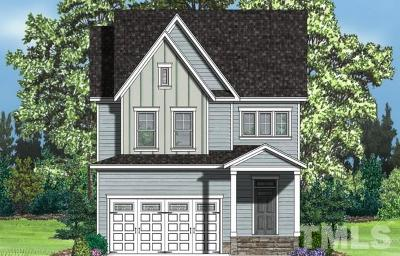 Wendell Single Family Home Pending: 1925 Bright Kannon Way