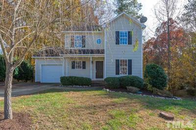 Wake County Single Family Home For Sale: 908 Finchurch Circle