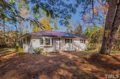 Durham Single Family Home For Sale: 1123 Brown Street