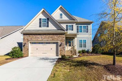 Wake Forest Single Family Home For Sale: 1221 Barnford Mill Road
