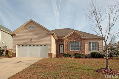 Single Family Home For Sale: 1120 Castle Drive