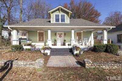 Durham Single Family Home For Sale: 501 Mallard Avenue