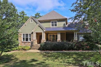 Chapel Hill Single Family Home For Sale: 85401 Dudley