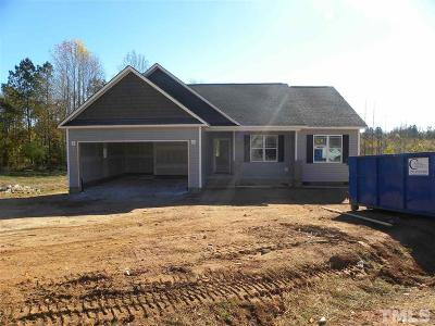 Clayton Single Family Home For Sale: 241 Nugget Creek Drive